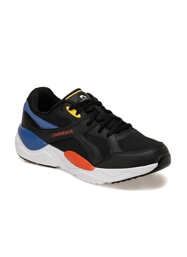 Lumberjack Erkek Siyah Koşu Ayakkabısı 100497675  Siyah